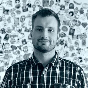Patrick Allisat, FI/A, Frontend Developer