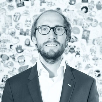 Peter Müller Geschäftsführender Gesellschafter & Vollblut Projektmanager Berater im Herzer