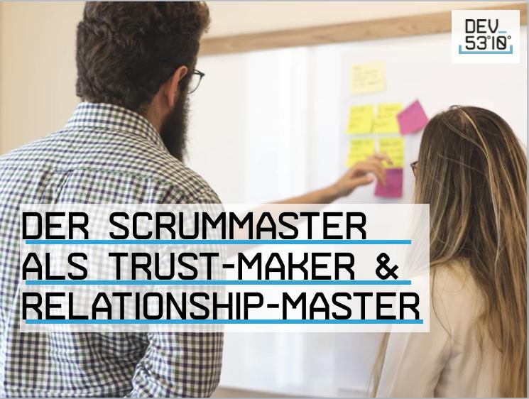 Scrummaster Trustmaker Remote